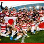 ラグビー日本代表スコットランド戦のメンバーは!?テレビ中継と視聴率がすごすぎる!?