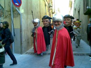 スペイン カルソッツ祭り