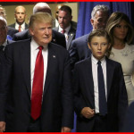 トランプ大統領の息子バロンがイケメンすぎると話題に!!【画像あり】