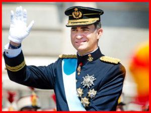 スペイン国王 フェリペ6世