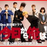 テレビドラマ2018